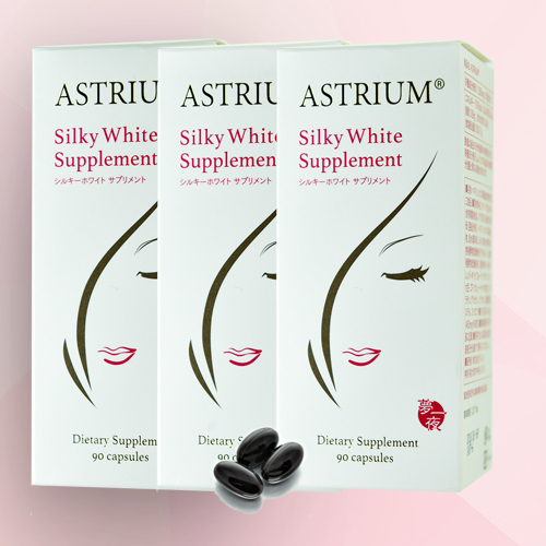 Silky White Supplement ASTRIUM
